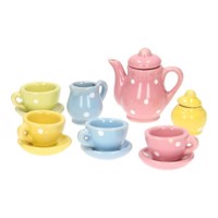 Tea set Porcelain