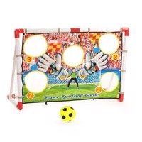 Football goal with Points screen