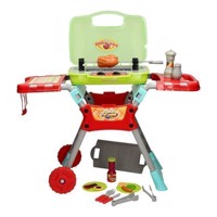 Childrens barbecue Grill with Light and Sound
