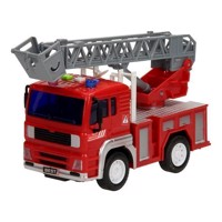Fire Truck Light & Sound 1:20