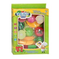Play set Cutting vegetables