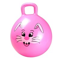 Pink Skippy Ball Animal, Ø 45 cm