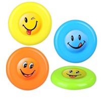 Frisbee with Smile face