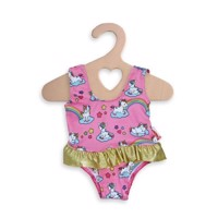 Dolls Bathing suit Unicorn, 28-35 cm