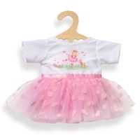 Doll dress Ballerina, 28-35 cm