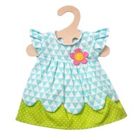 Doll dress Flower, 28-35 cm