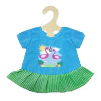 Doll dress Flamingo, 35-45 cm