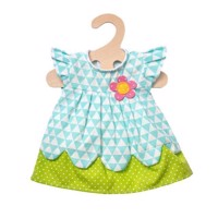 Doll dress Flower, 35-45 cm