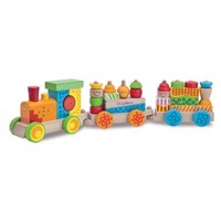 Eichhorn Wooden Train with Light and Sound