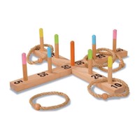 Eichhorn Outdoor Wooden Ring Game