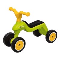 BIG Rider balance bike with shoe protectors