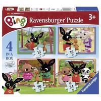 Bing Puzzle, 4in1