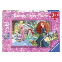 In the World of Disney Princess Puzzle, 2x12 psc