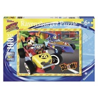Mickey and the Roadster Racers, 100 psc. XXL