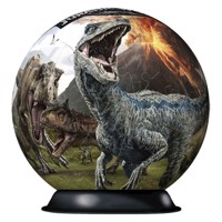 Puzzle ball Jurassic World, 72 psc