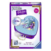 Ravensburger 3D Puzzle - Heart Box Underwater World
