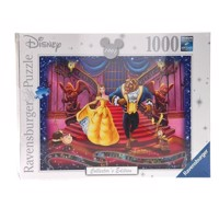 Disney Skönheten & Odjuret Collection Edition, 1000 st.