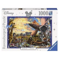 Disney Collector's Edition Lejonkungen, 1000 st.