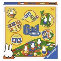 Miffy Games, 6in1