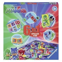 PJ Masks Games, 6in1
