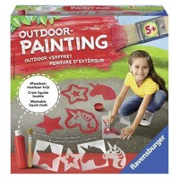 Outdoor Painting - Unicorn