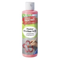Bottle Outdoor Paint - Red