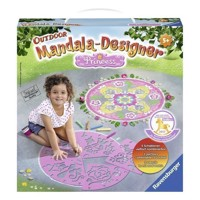 Outdoor Mandala Designer, Princess
