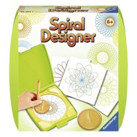 Spiral-Designer Mini - Green