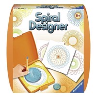Spiral-Designer Mini - Orange