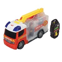 Dickie Fire Truck with Play Set
