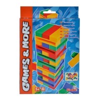 Games & More Travel Game Stacking Tower