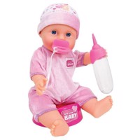 New Born Baby Doll with Accessories
