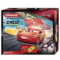 Carrera GO !!! Race track - Cars 3 Racing Center