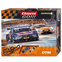 Carrera GO !!! Race track - DTM Speed ​​Club