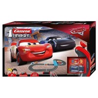 Carrera First Race Track - Cars