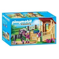 Playmobil 6934 Arabhäst med Hästbox