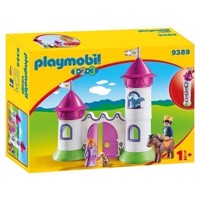 Playmobil 9389 Castle gate with Royal couple