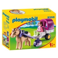 Playmobil 9390 Horse with Cart