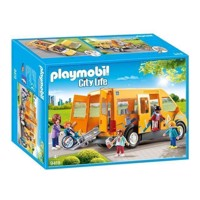 Playmobil 9419 School bus