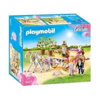 Playmobil 9427 Wedding wagon