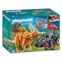 Playmobil 9434 Offroad Buggy with Dinonet