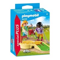 Playmobil 9439 Children with Minigolf