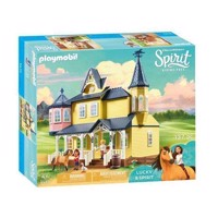 Playmobil Spirit 9475 Lucky's House