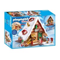 Playmobil 9493 Christmas bakery with cookie forms