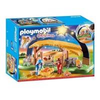 Playmobil 9494 Nativity scene with Bright Star