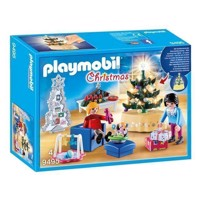 Playmobil 9495 Living room in Christmas style