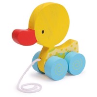 Pull duck Yellow