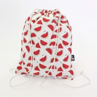 Backpack Textile Watermelon