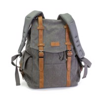 Backpack Ulla Gray Brown