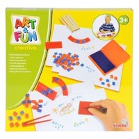 Fun Letter and Number Stamp Set